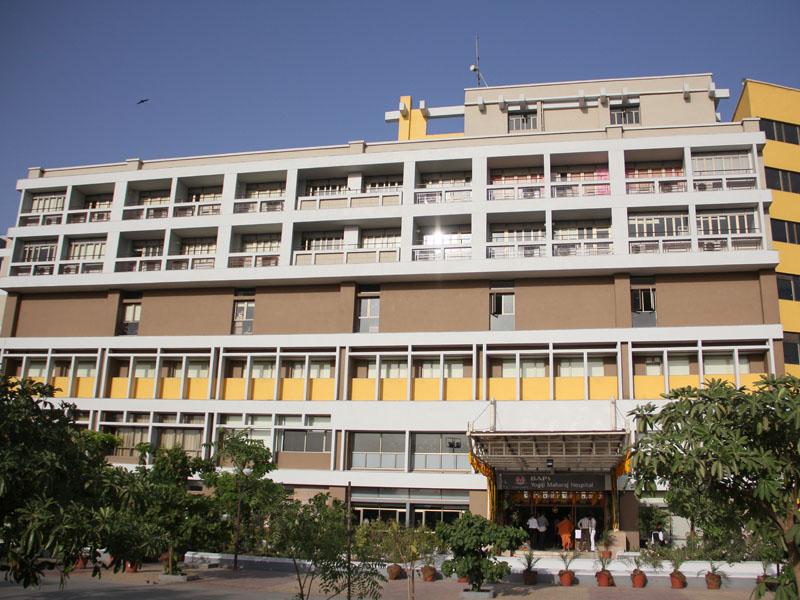 28 of 150 tested for Covid-19 at BAPS headquarters at Shahibaug Swaminarayan Mandir detected positive