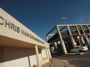 Nthabiseng Rape Crisis Centre - Chris Hani Baragwanath Hospital, Soweto