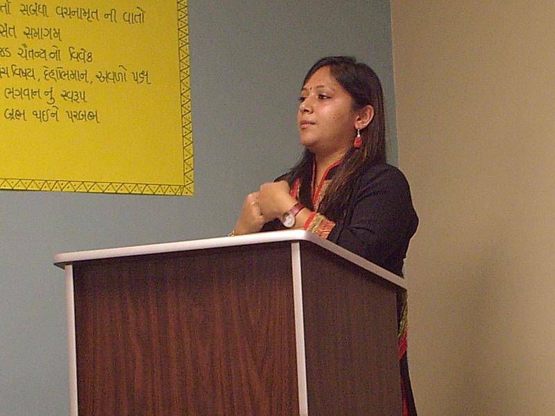 BAPS Charities • Health Awareness Lecture on Arthritis in ...