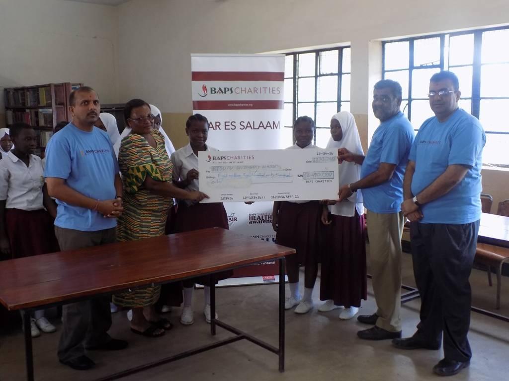 Kisutu School Support 3-15