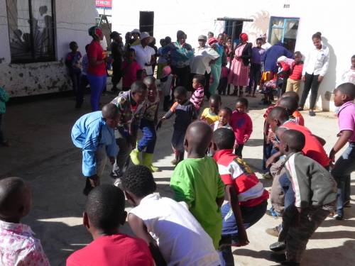 Lenasia - Phuthamahae Community Care Givers