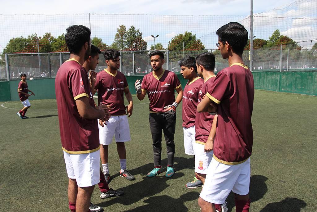 BAPS Charities • Community Youth Football Tournament, UK