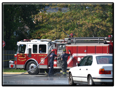 The City of Manassas Fire and Rescue Department