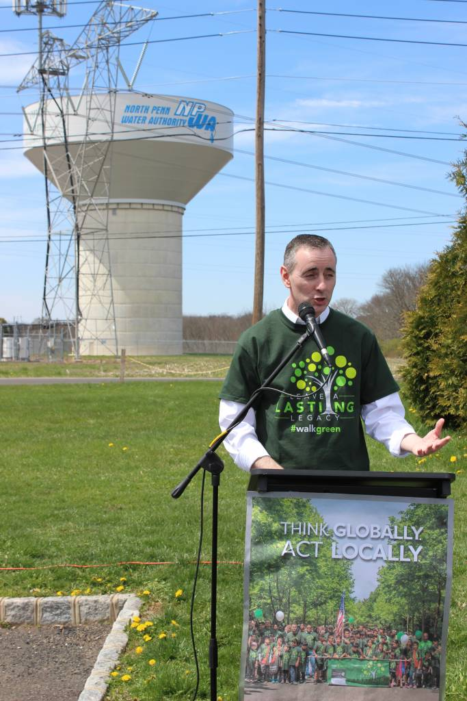 Congressman Brian Fitzpatrick discusses the importance of Earth Day and our environment.