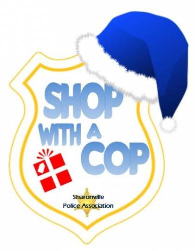 Sharonville Police Association - Shop with Cop