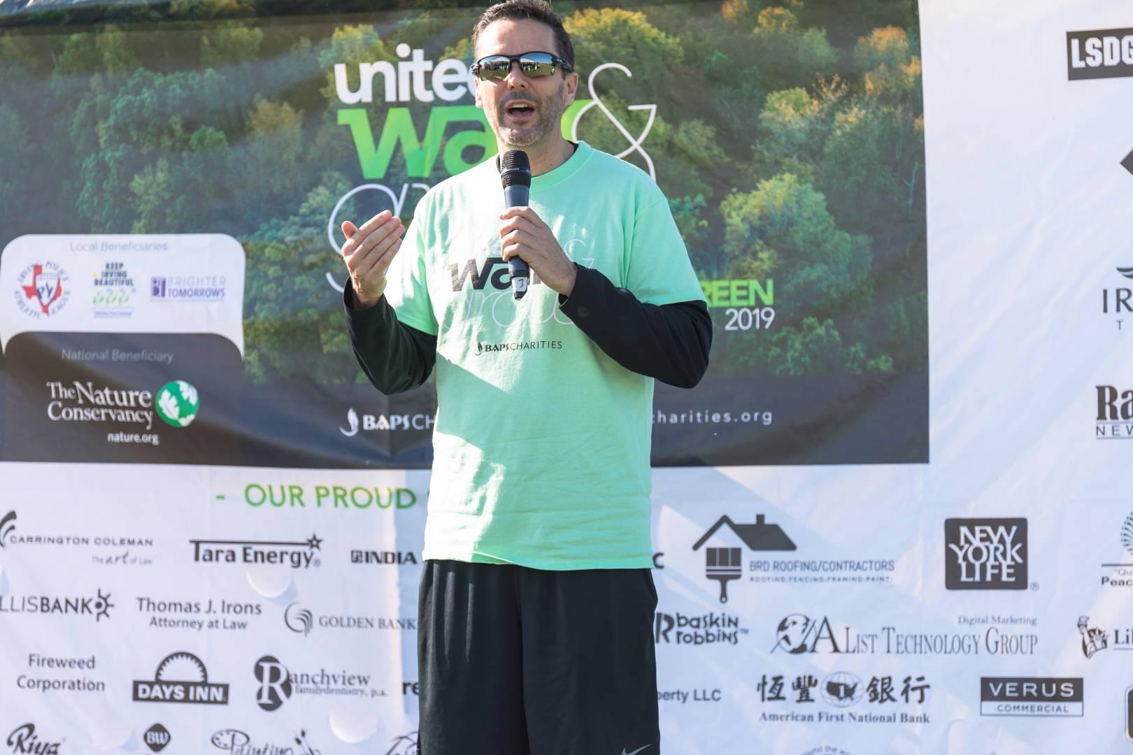 Baps Charities Walk Green 2019 In Dallas Tx