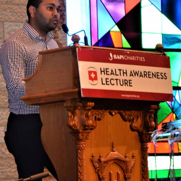 BAPS Charities • Health Lecture 2019 in Columbus, OH: Dental Care