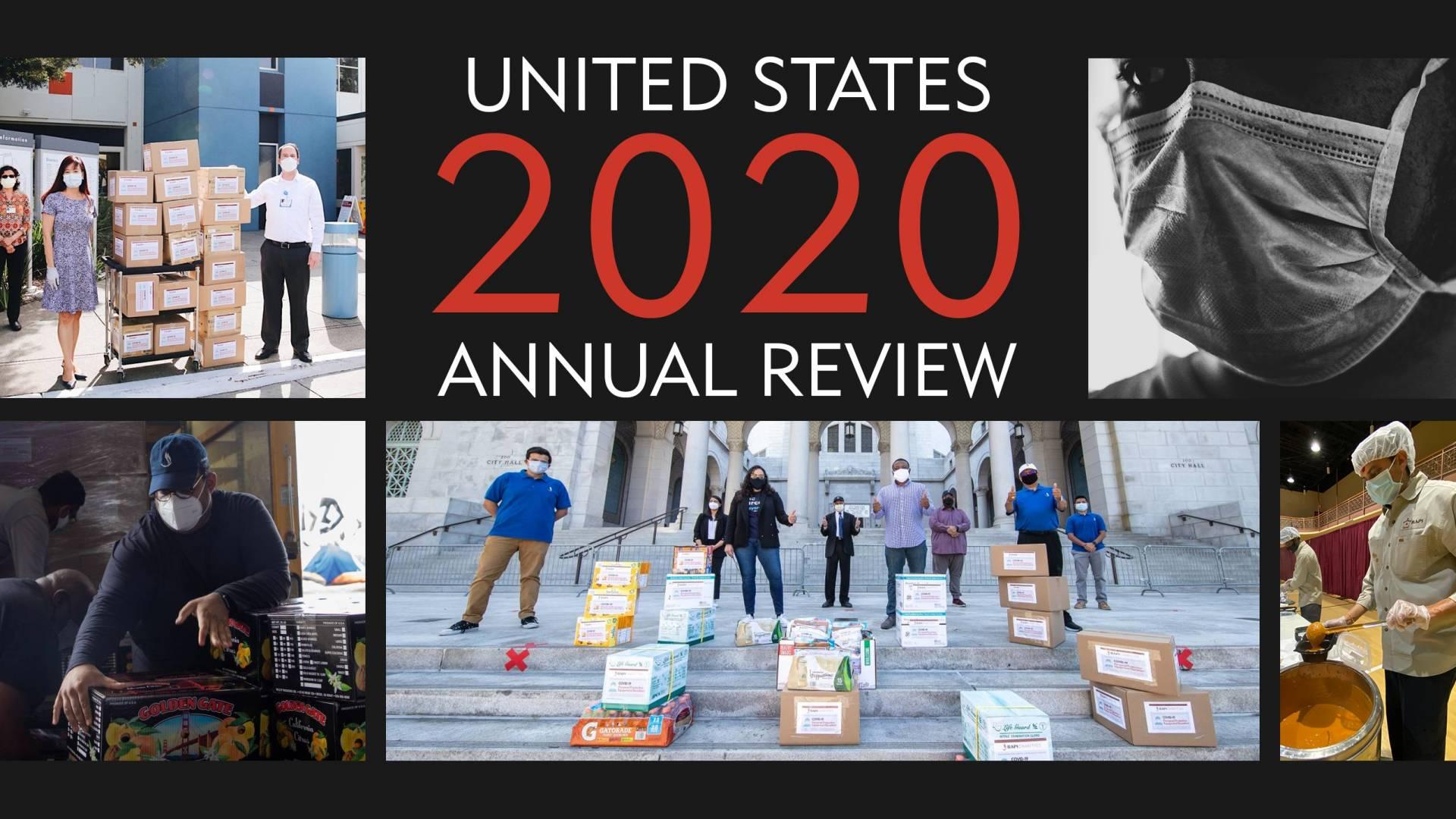 Annual Report 2020 slider